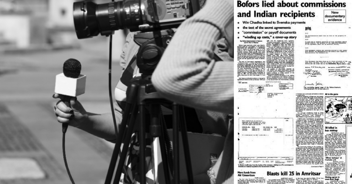 Power of Press: 5 Times India Was Rocked By Investigative Journalism