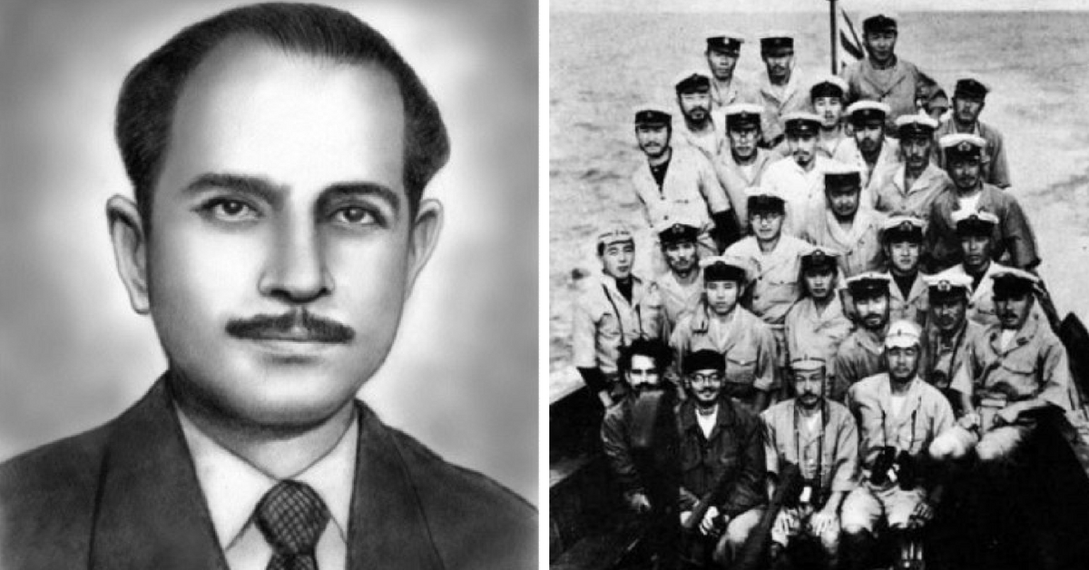 """Abid Hasan Safrani, The INA Soldier from Hyderabad Who Coined """"Jai Hind"""""""