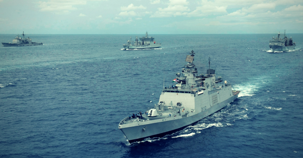 Operation Trident,1971: How Indian Navy Pulled Off One Of Its Greatest Victories