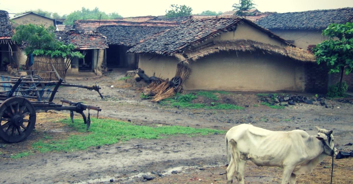 A Village in India. Picture for representative purposes only. Picture Courtesy: Wikipedia