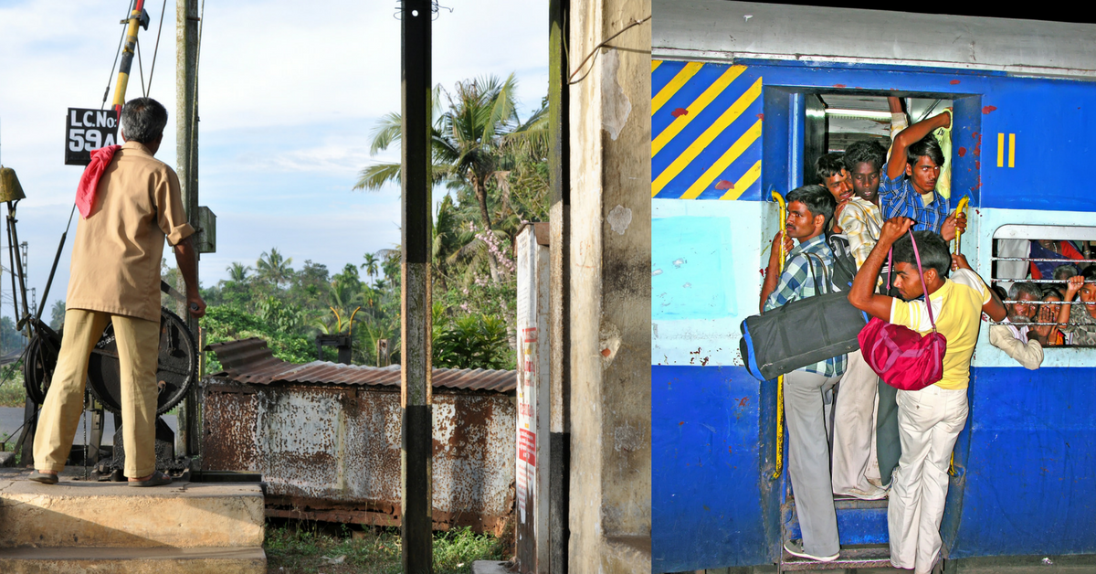 ISRO, Railways Join Hands to Avert Accidents at Unmanned Level-Crossings
