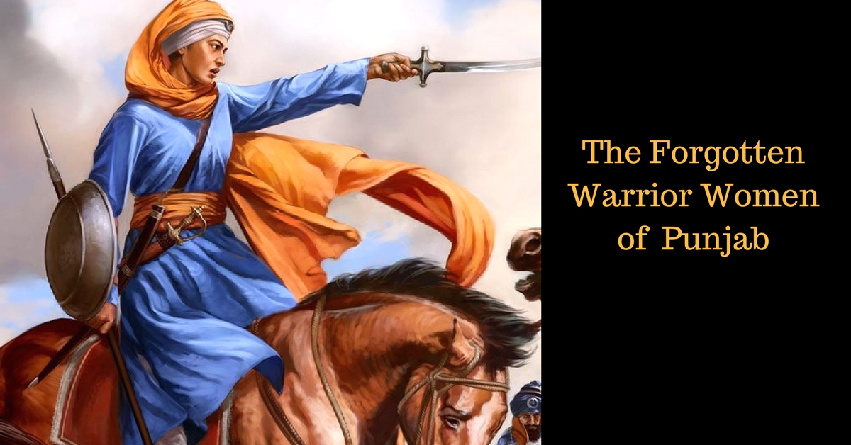 From Mai Bhago to Jind Kaur: Remembering the Forgotten Warrior Women of Punjab