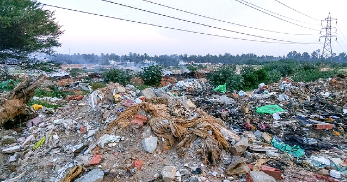 Illegally Dumping Garbage in Bengaluru? 2500 Eyes Will Keep an Eye on You