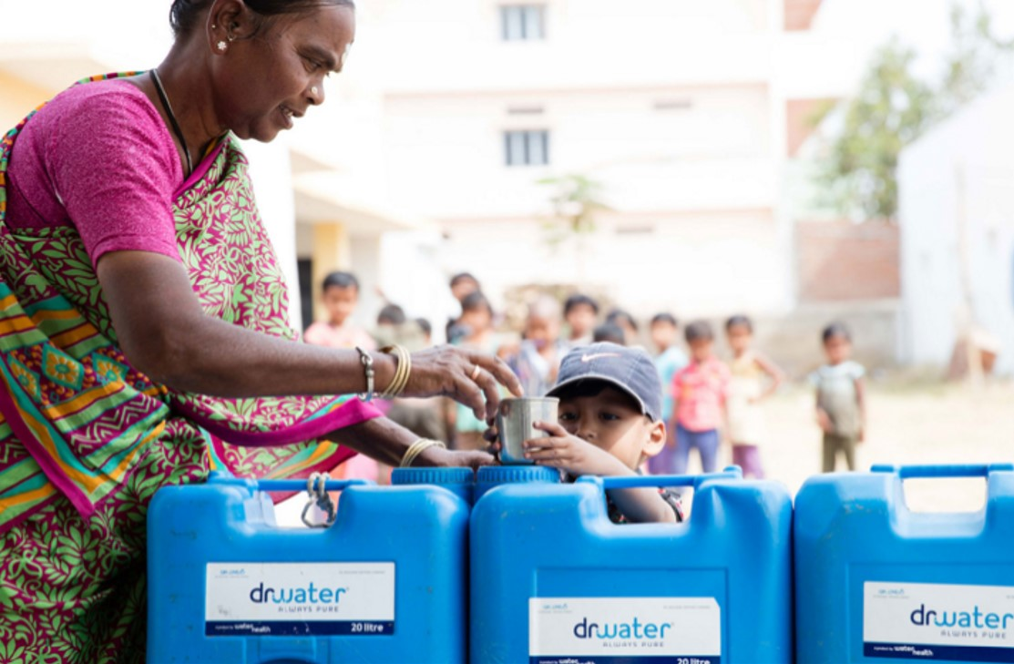 Meet The Company Behind Drinking Water ATMs in 1800 Indian villages