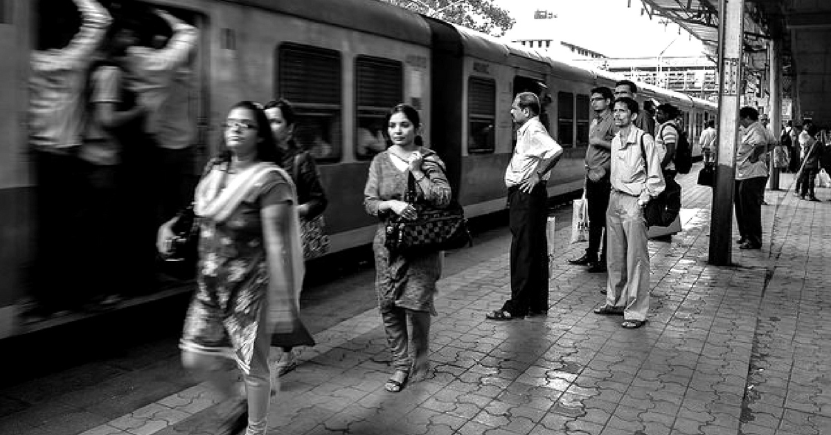 Railway Launches App to Ensure Safety for Women Commuters in Mumbai