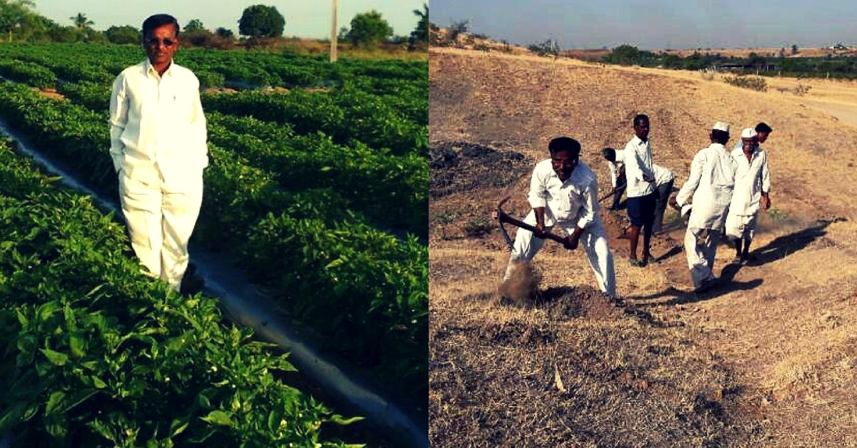 This Retired Teacher Transformed a Barren Village With Water Conservation!