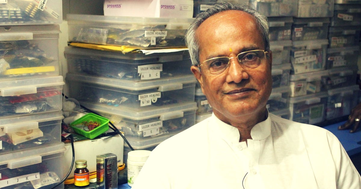 This Realisation Drove Savla to Help Lakhs of Cancer Patients for 33 Years!