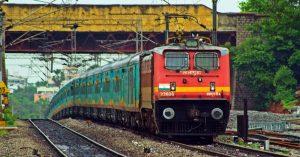 Indian Railways Humsafar Express