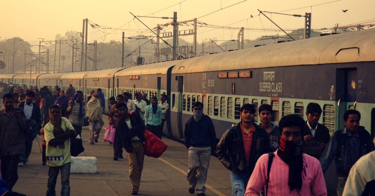 Railways Goes Eco-Friendly: LED Lighting at All Stations by 2018!