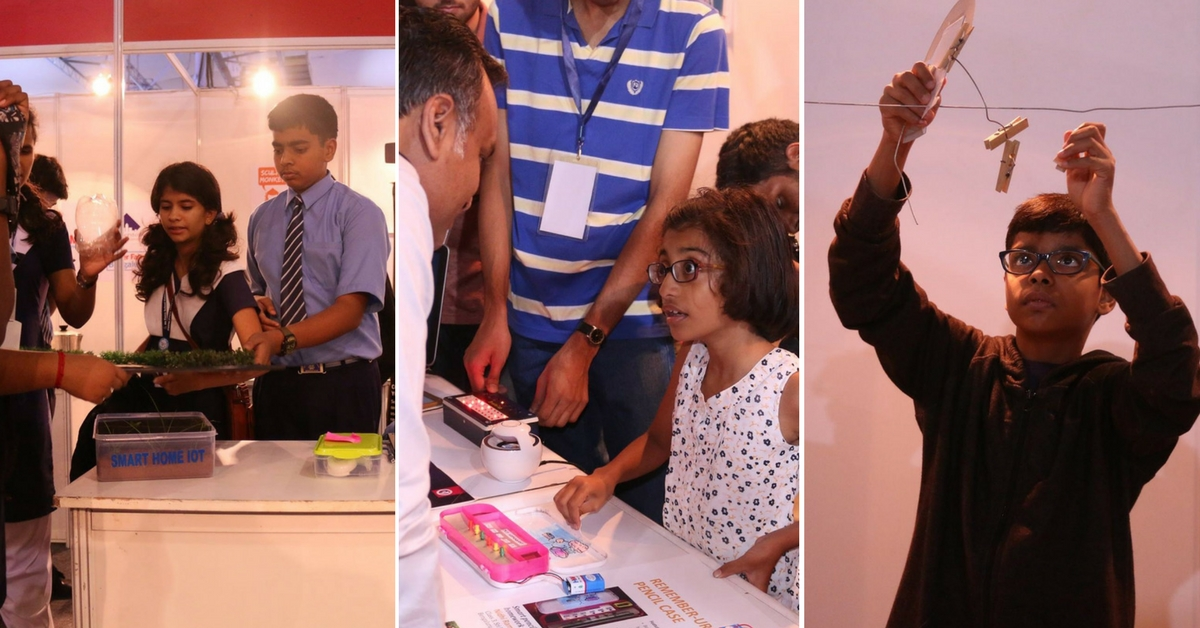 Bengaluru Maker Faire: Check out These Amazing Innovations by School Kids!