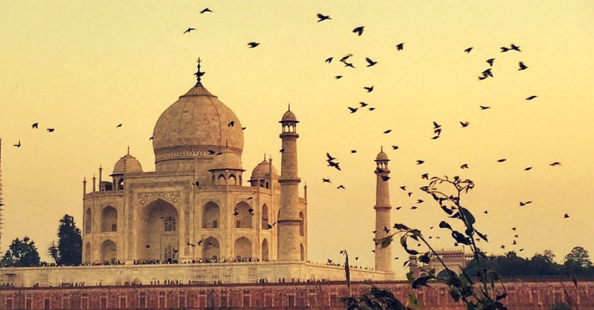 Taj Rated as 2nd Best UNESCO World Heritage Site globally.
