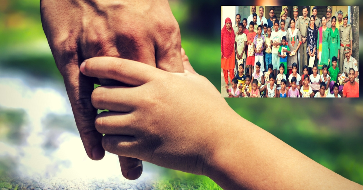 UP Farmer Couple Could Never Have Children. They Are Now the Proud Parents of 51!