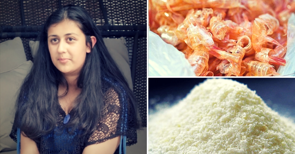 Bio-Plastic From Prawn Shells? This 15-Year-Old School Girl Has Made It!