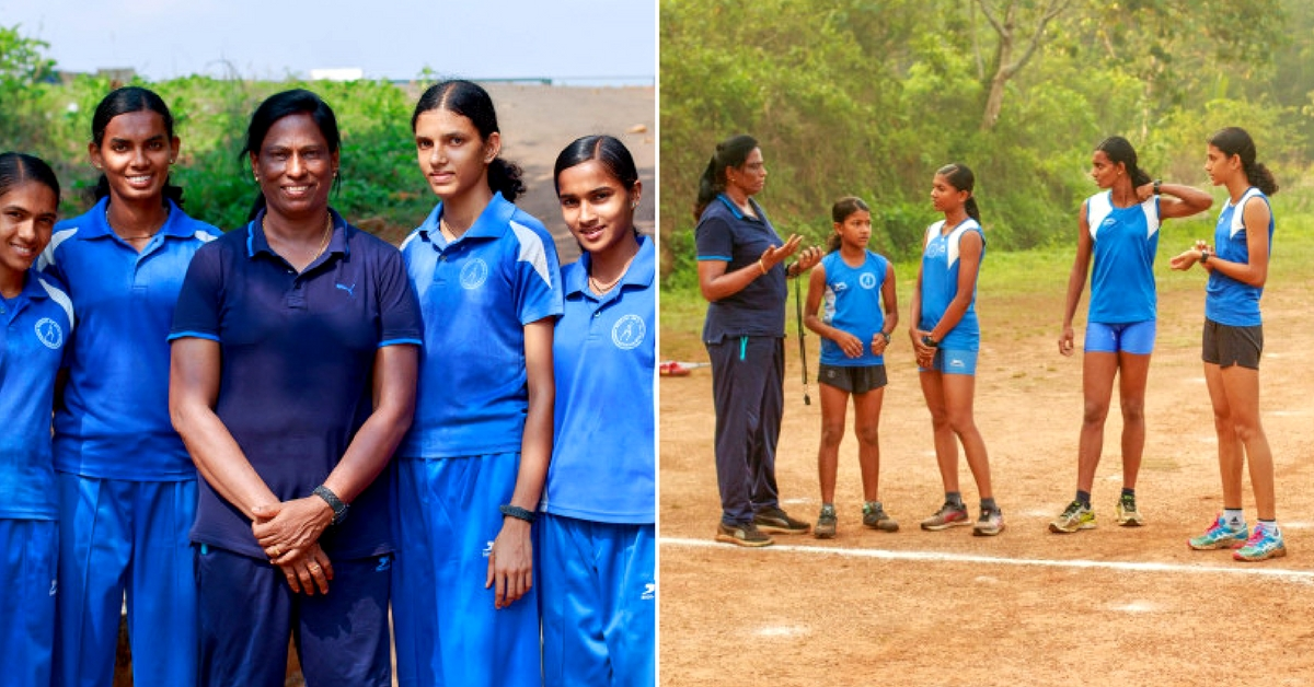 Go for Gold: Join the Legendary PT Usha in Training India's Future Olympians