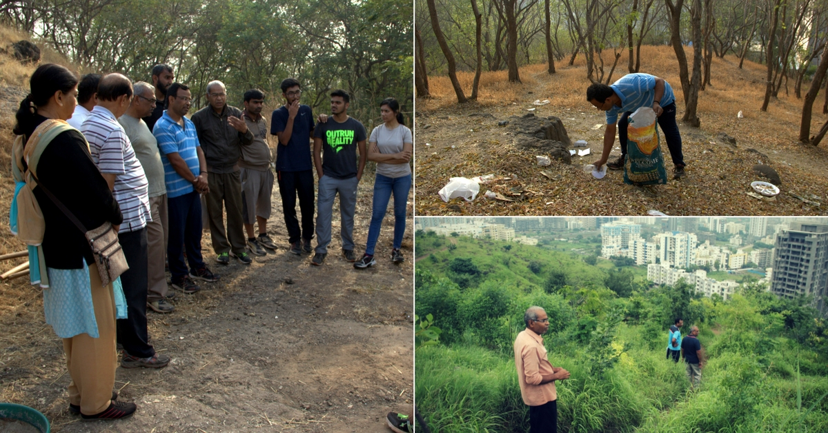 25,000 Trees and Counting—This NGO Is on a Mission to Make Pune Green Again