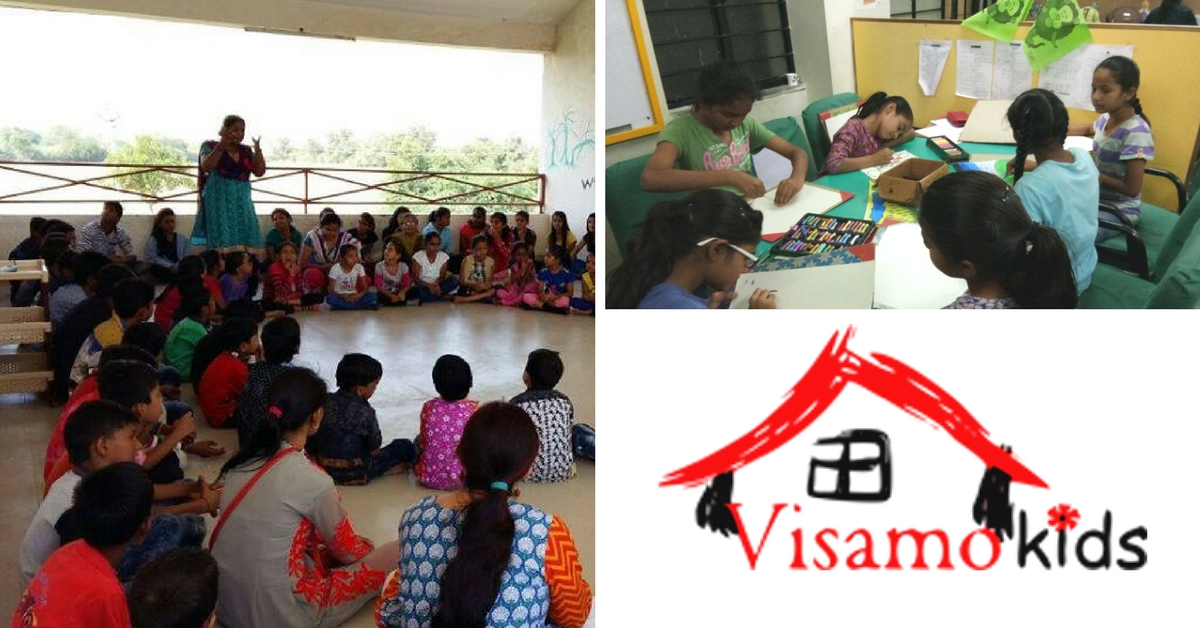 This Unique NGO in Ahmedabad Is Giving Underprivileged Children a New Life!