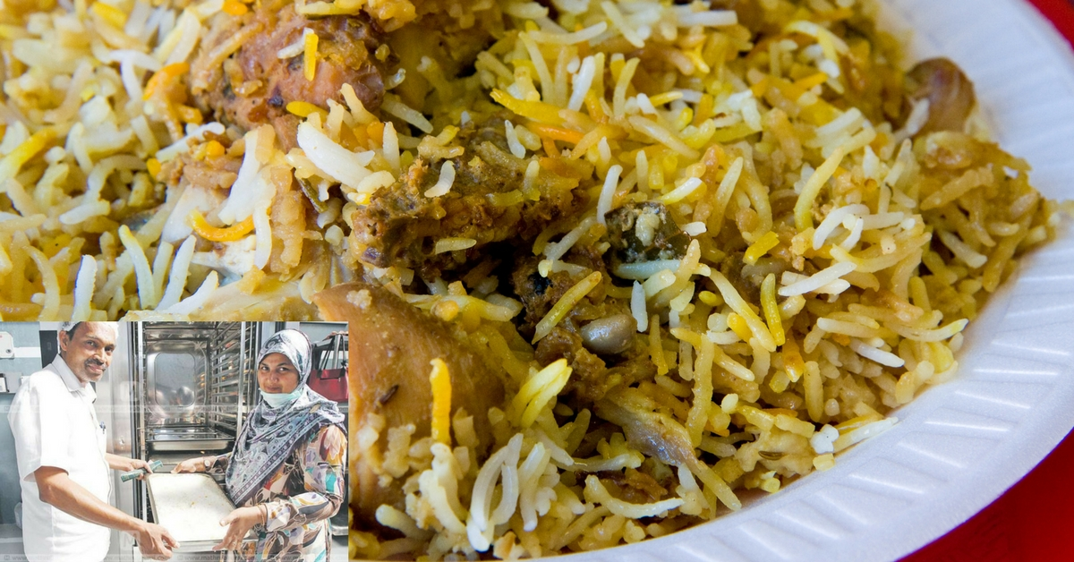Biryani Not Being Made Fast Enough? This Thrissur Machine Will Get You a Plate in a Flash!