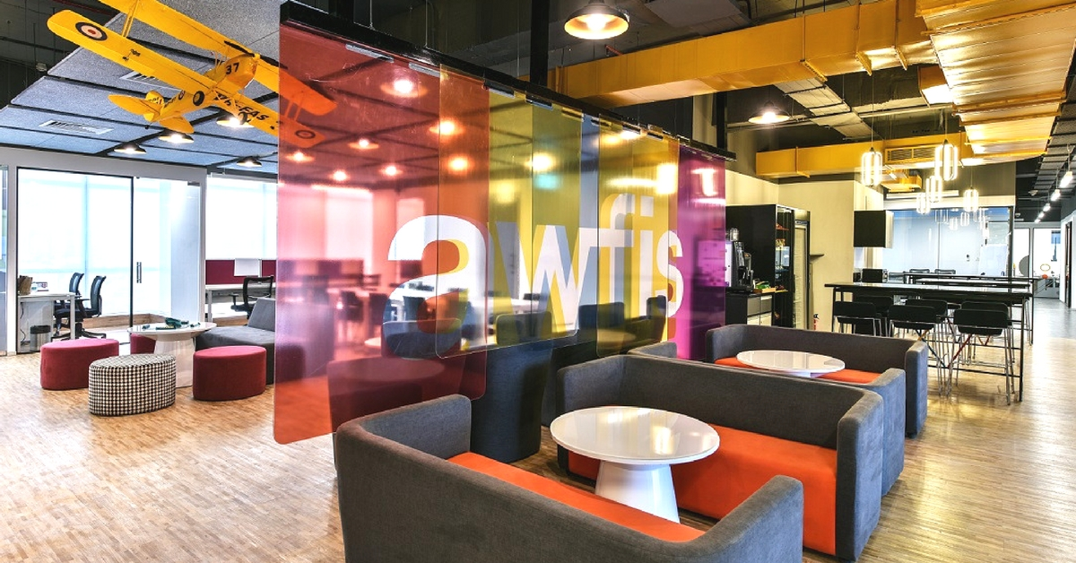 Sharing Ideas, Space and Vibes, 'Co-Working' Is the New '9 to 5'