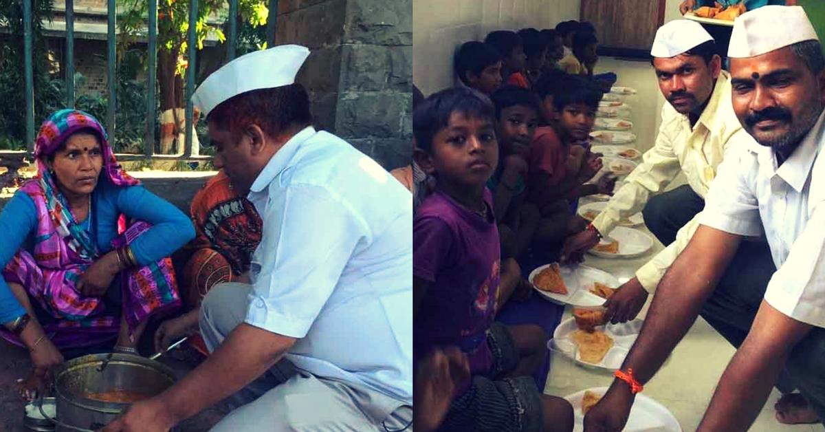 Dabbawalas, an Ex-Cop & an NRI Are Battling Hunger in Mumbai. Join Them!