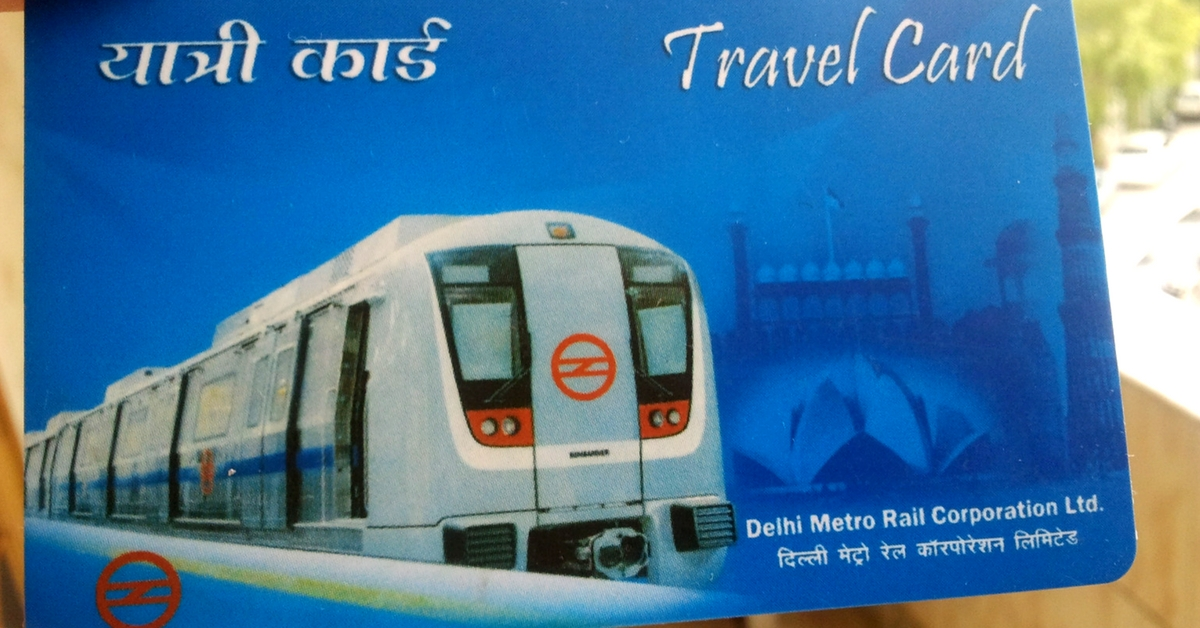 From January 2018, Delhiites Can Use Their Metro Smart Card to Buy Bus Tickets