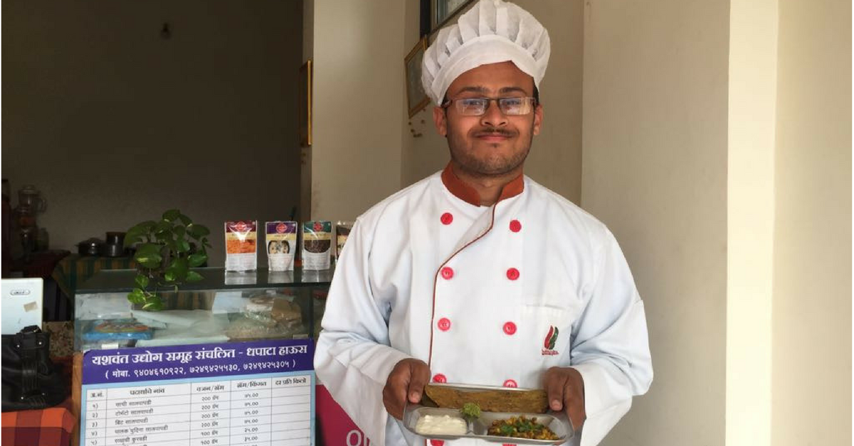 Yash Found His Way in Life by Giving You a Healthy Alternative to the Pizza!
