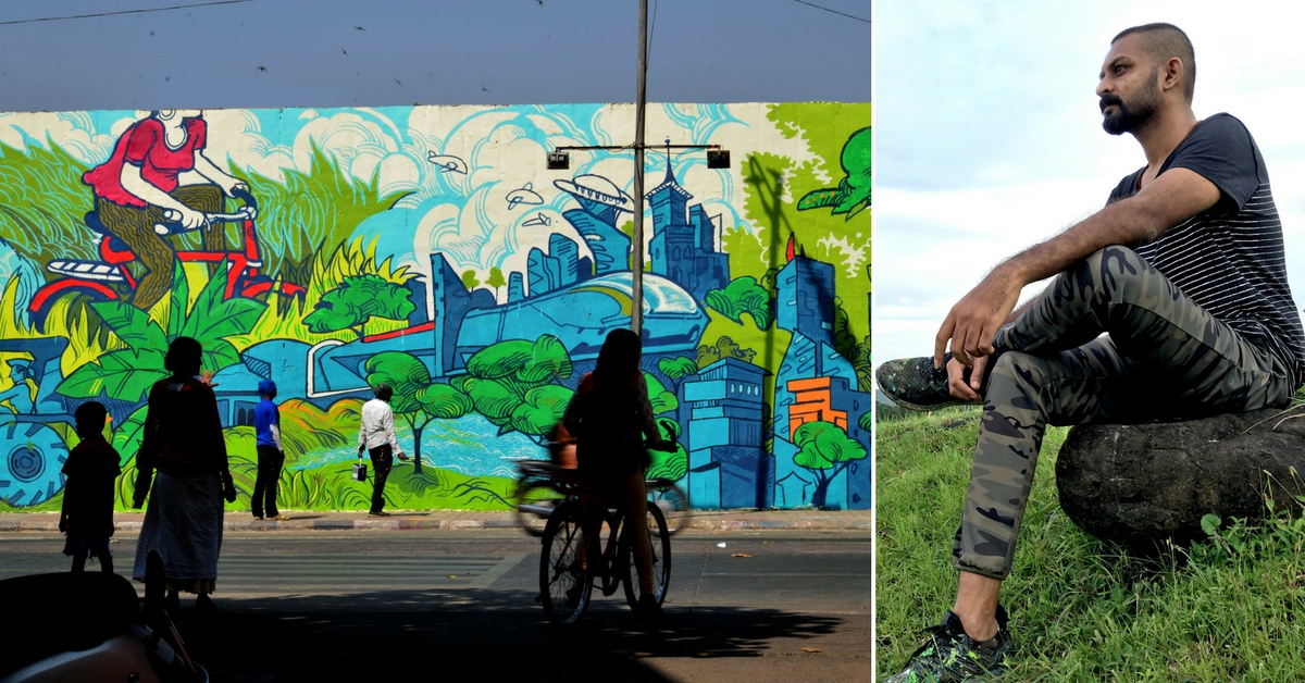 How One Pune Artist Is Paving Way for an Art Revolution Through Its Streets