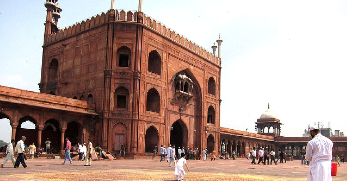 After Years of Delay, Delhi's Jama Masjid Will Soon Get the Treatment It Deserves