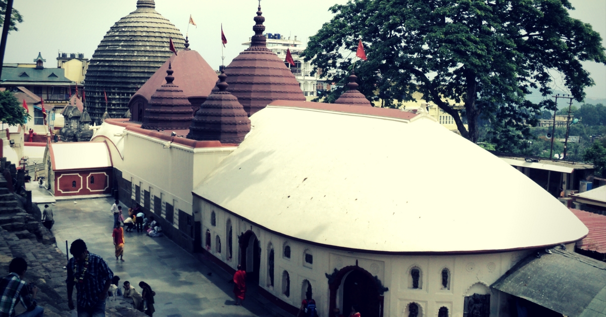 Kamakhya Temple Is All Set to Become India's Cleanest Pilgrimage Site