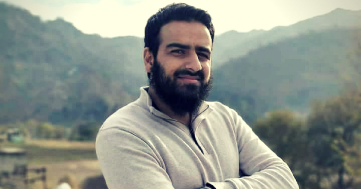 Militants Burnt His Home, but This Kashmiri Battled All Odds to Top Civil Exams!