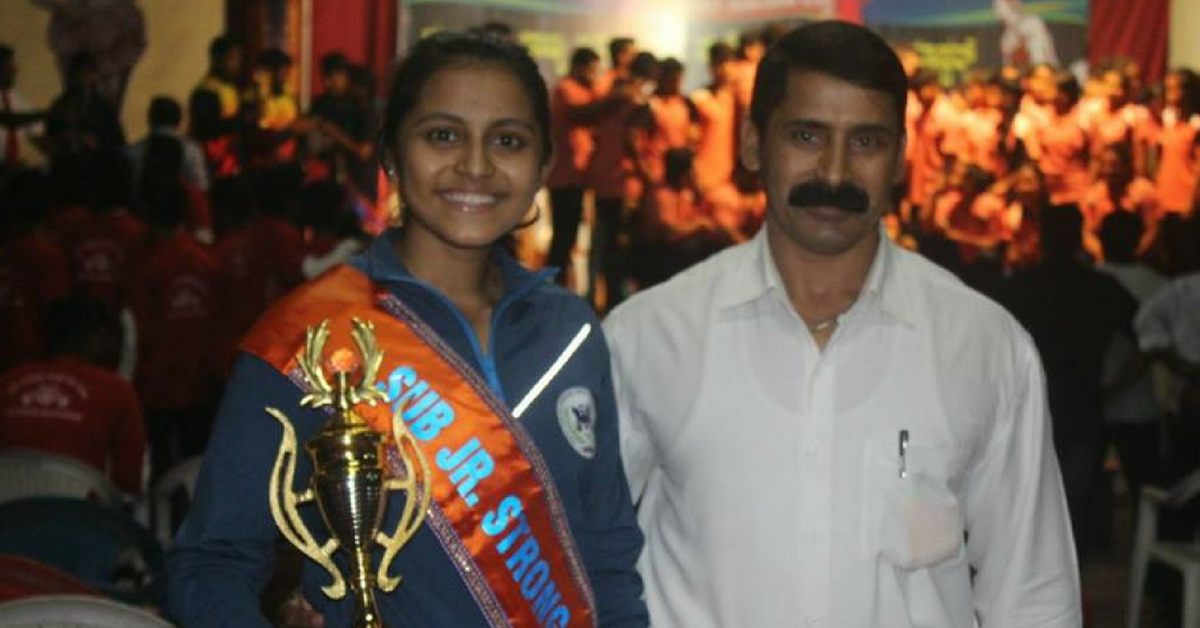 17-Year-Old Clinches 4 Medals at the Asian Classic Powerlifting Championship