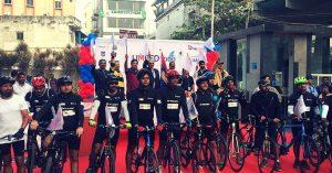 umeed 1000- cyclists