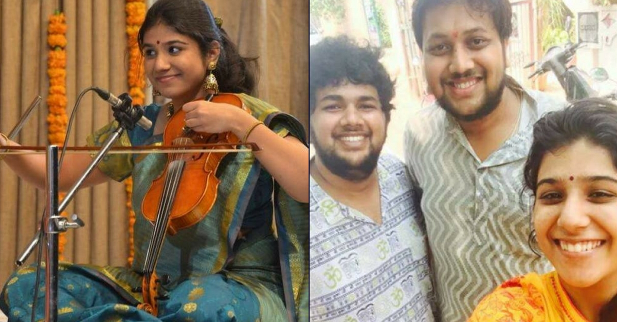 This Talented Violinist Becomes First Indian To Bag Prestigious International Honour