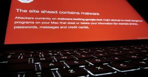 Beware of attackers using phishing to mine your information.Representative image only. Image Courtesy: Flickr.