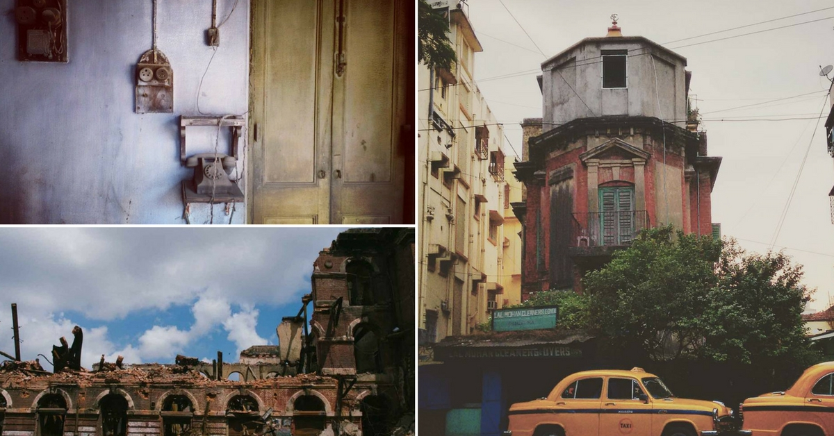 This Insta-Project Celebrates the Timeless Beauty of Kolkata's Heritage Buildings