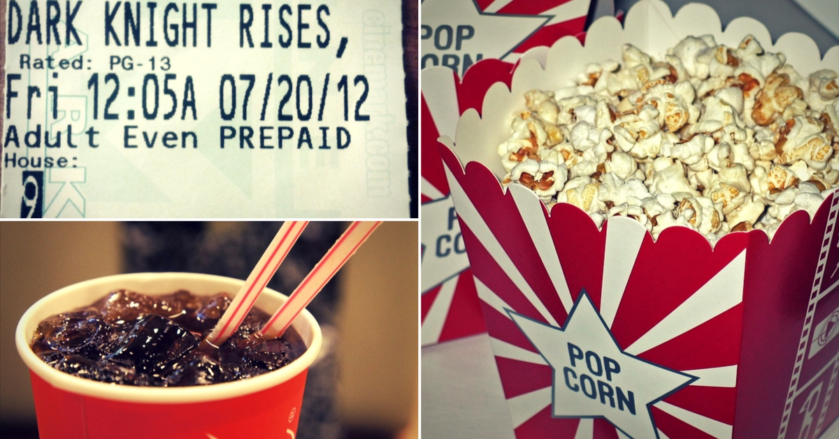 Fed up of Popcorn Prices in Cinemas? Courts May Come to Your Rescue