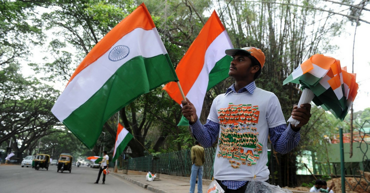 Eco-Friendly Respect: Centre Cracks Down on Use-And-Throw Plastic Flags