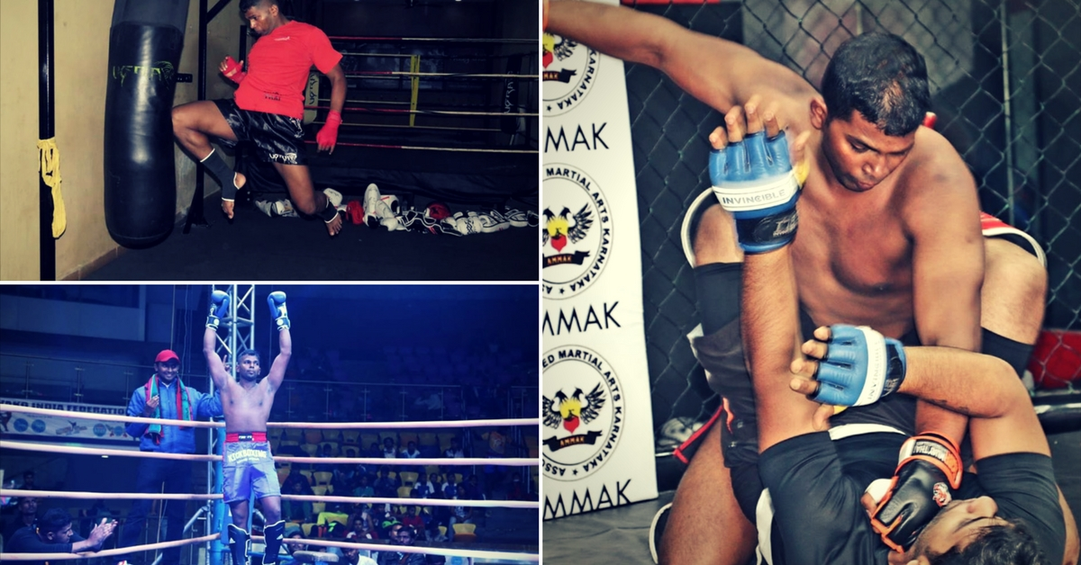 Gutsy Karnataka Kickboxer Beats Cancer to Win The National Championship!