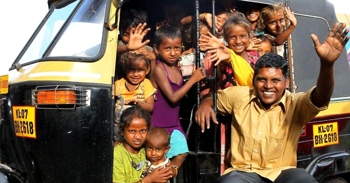 He Has Rescued Thousands. Now This Kerala Auto Driver Needs Your Help to Build a Shelter