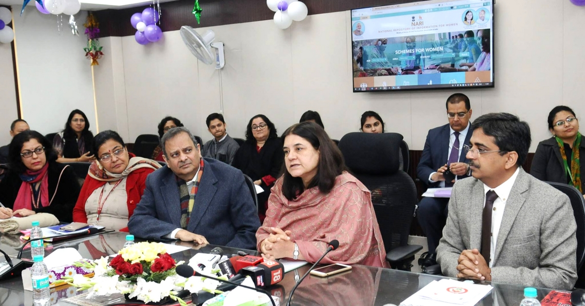 NARI: Find out Everything the Government Is Doing for Women Through One Click