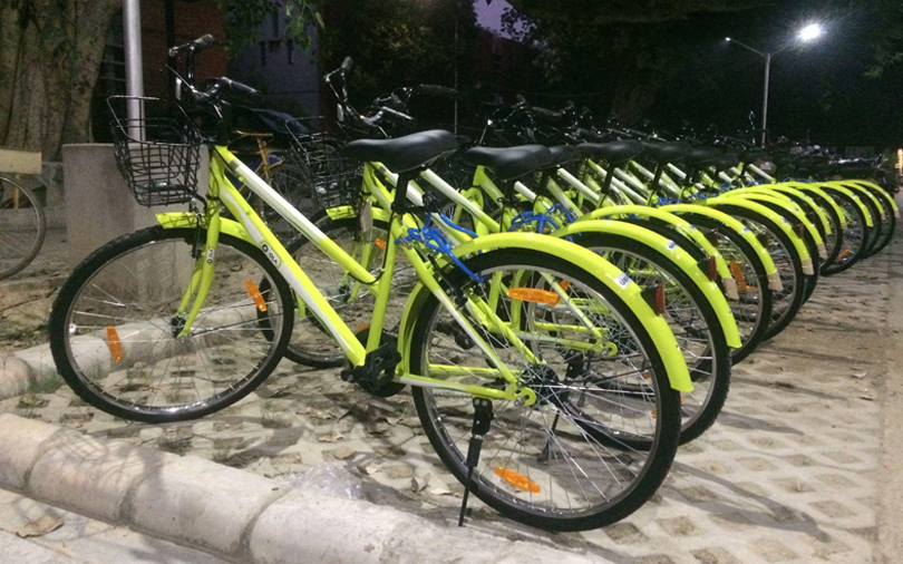 Ola Pedal bicycle