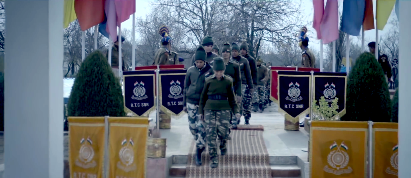 VIDEO: Guess Who Surprised These Soldiers With Delicious Food!