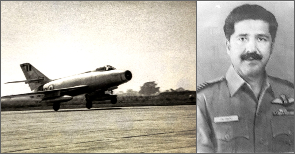 The Story of The Only Living IAF Veteran To Get The Maha Vir Chakra Twice!
