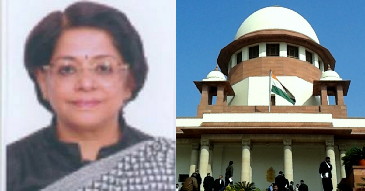 11 Things You Need to Know About the SC Designated Judge Indu Malhotra