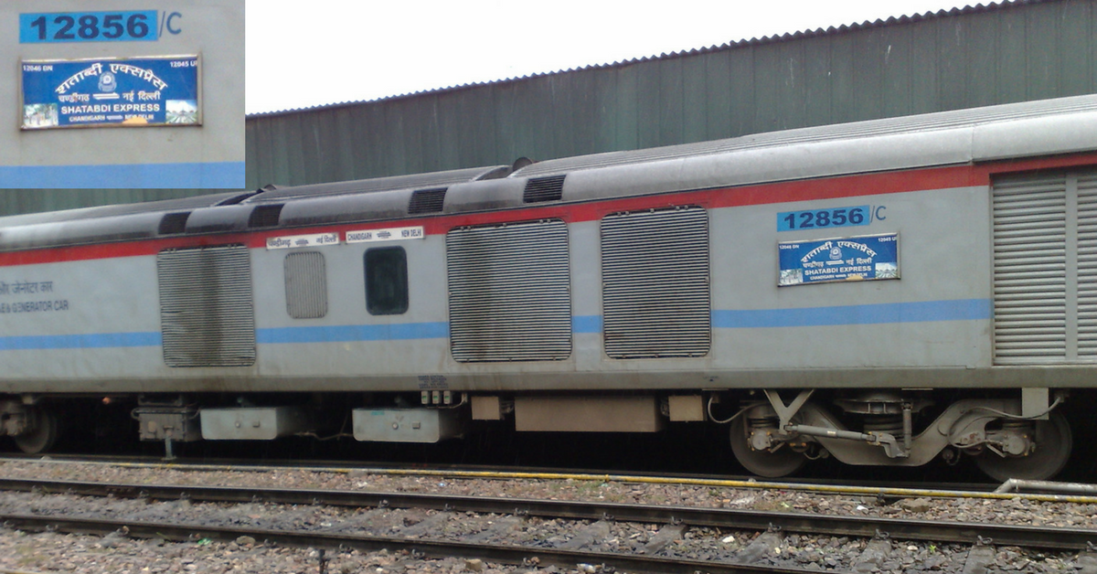 Indian Railways to Launch New Fire-Proof Coaches in This Shatabdi Route