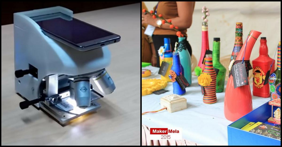 Got an Innovation to Share With the World? Head to Mumbai's Maker Mela