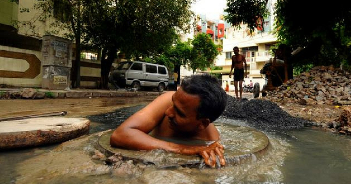 Kerala to End the Horror of Manual Scavenging With These Robots