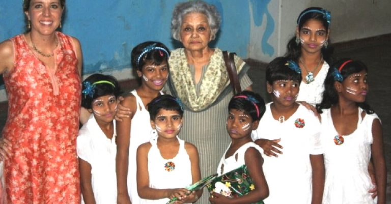 This Woman Has Spent a Lifetime Uplifting Over 80,000 Children in Delhi