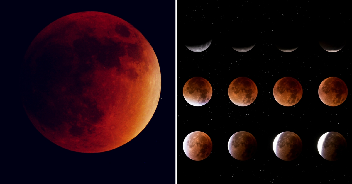 Why Kerala Is the Best Place to See the 'Super Blue Blood Moon' Eclipse of Jan 31!