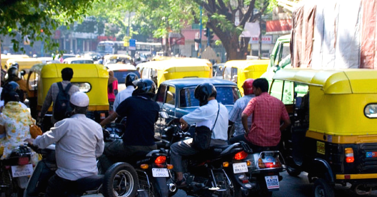 No More Traffic Woes? New Exclusive App To Help Decongest Bengaluru's Roads