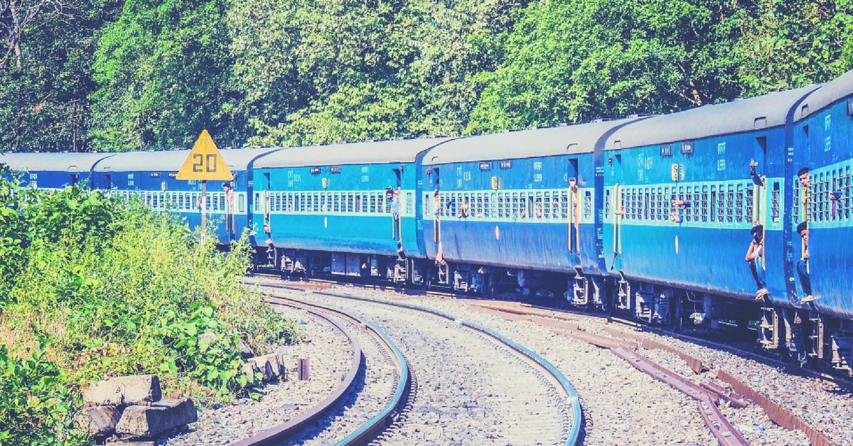 For Our Safety? Railways to Install 12 Lakh CCTV Cameras In 11,000 Trains